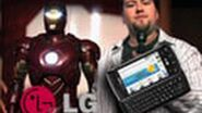 Marvel and LG Ally for ''Iron Man 2''