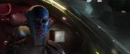 Nebula se separa de los Guardianes
