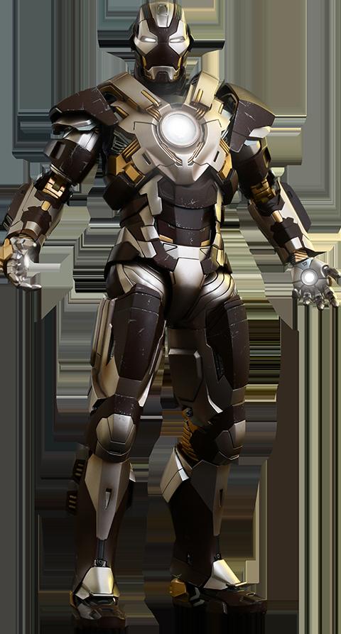 Armadura de Iron Man: Mark XXIV