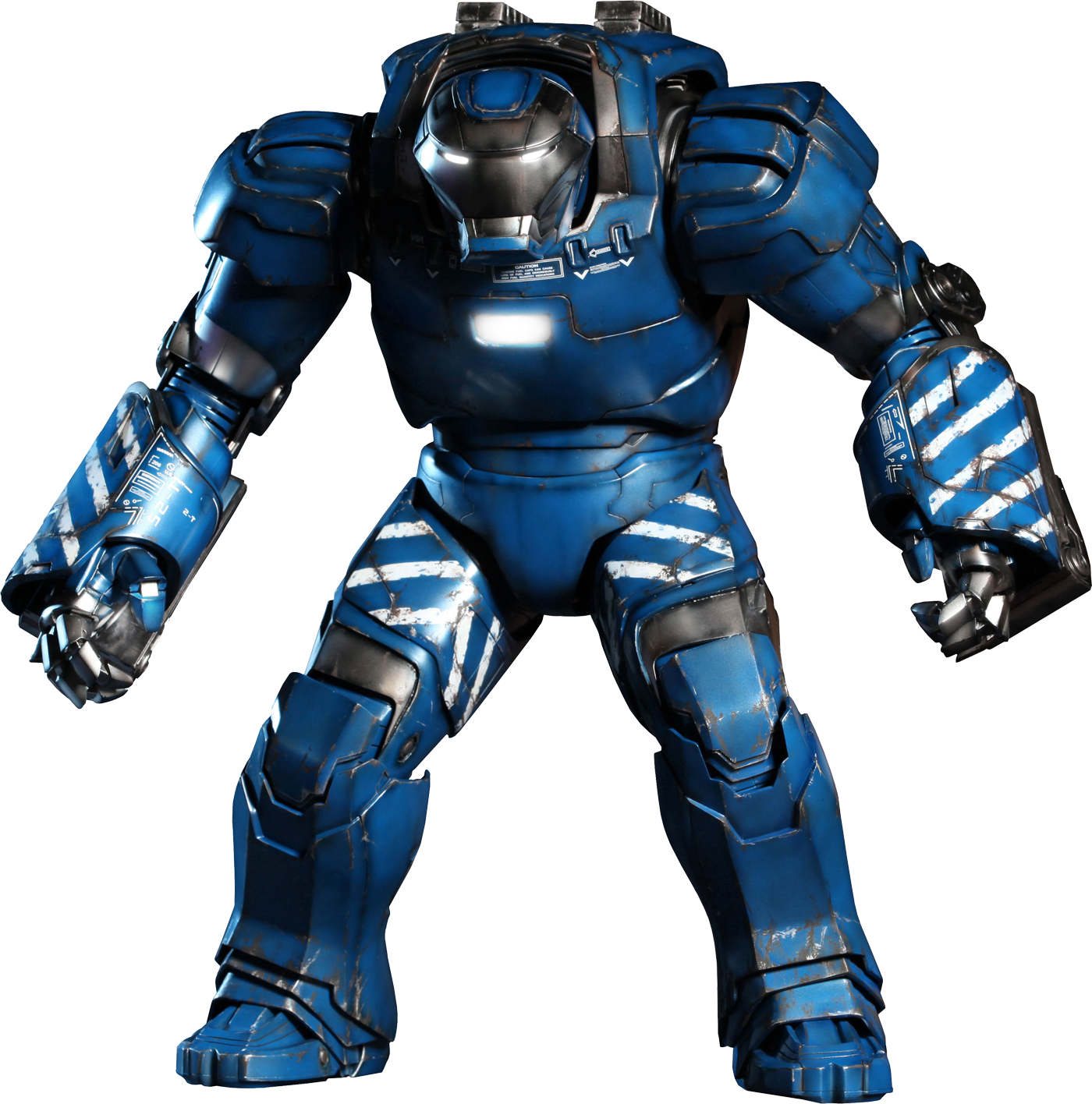 Armadura de Iron Man: Mark XXXVIII