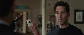 Scott mostrando un truco de magia - AAW