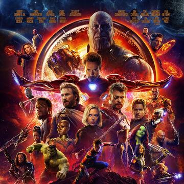 Avengers Infinity War Captain America Marvel Avengers Movie Poster