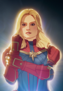 Captain Marvel What If