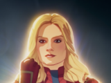 Captain Marvel/Avengers Assassinated
