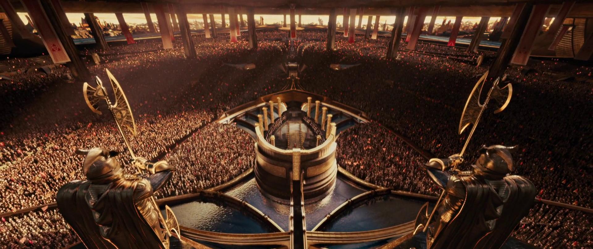 Salón de Asgard