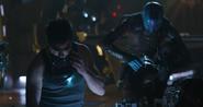 Stark y Nebula en el Benatar