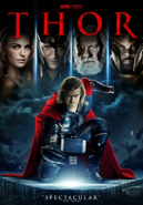 Thor 'Spectacular' Poster