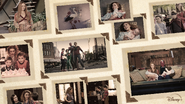 WandaVision promotional collage