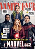 Avengers Infinity War - Portada Vanity Fair 4