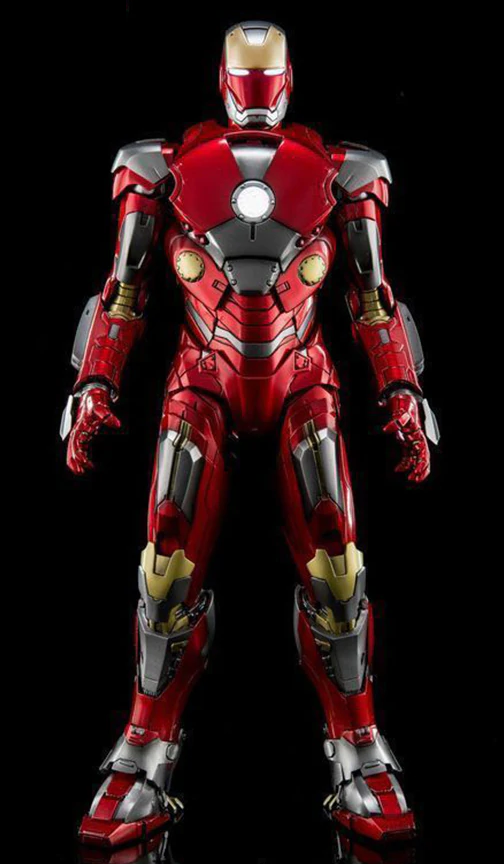 Armadura de Iron Man: Mark XIX