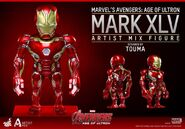 Iron Man artist mix 2