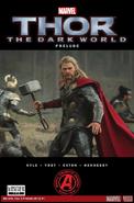 Thor The Dark World Prelude - Portada