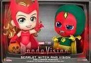 Wanda and Vision Hot Toys Merch 01