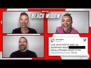 Who's That Tweet About Challenge - Marvel Studios' Black Widow
