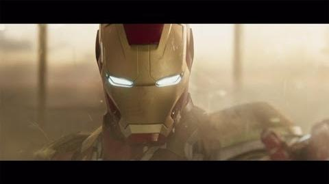 Marvel's Iron Man 3 Domestic Trailer 2 (OFFICIAL)