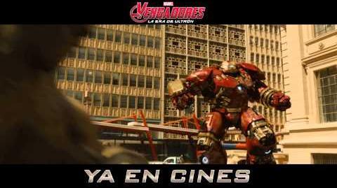 Marvel España Vengadores La Era de Ultrón Nº 1 en cines