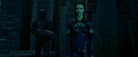 Gamora en GDLG