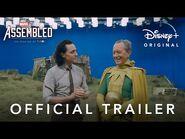 Marvel Studios' Assembled- The Making of Loki - Official Trailer