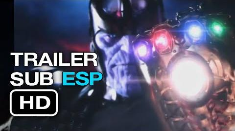 Avengers Infinity War Teaser Subtitulado