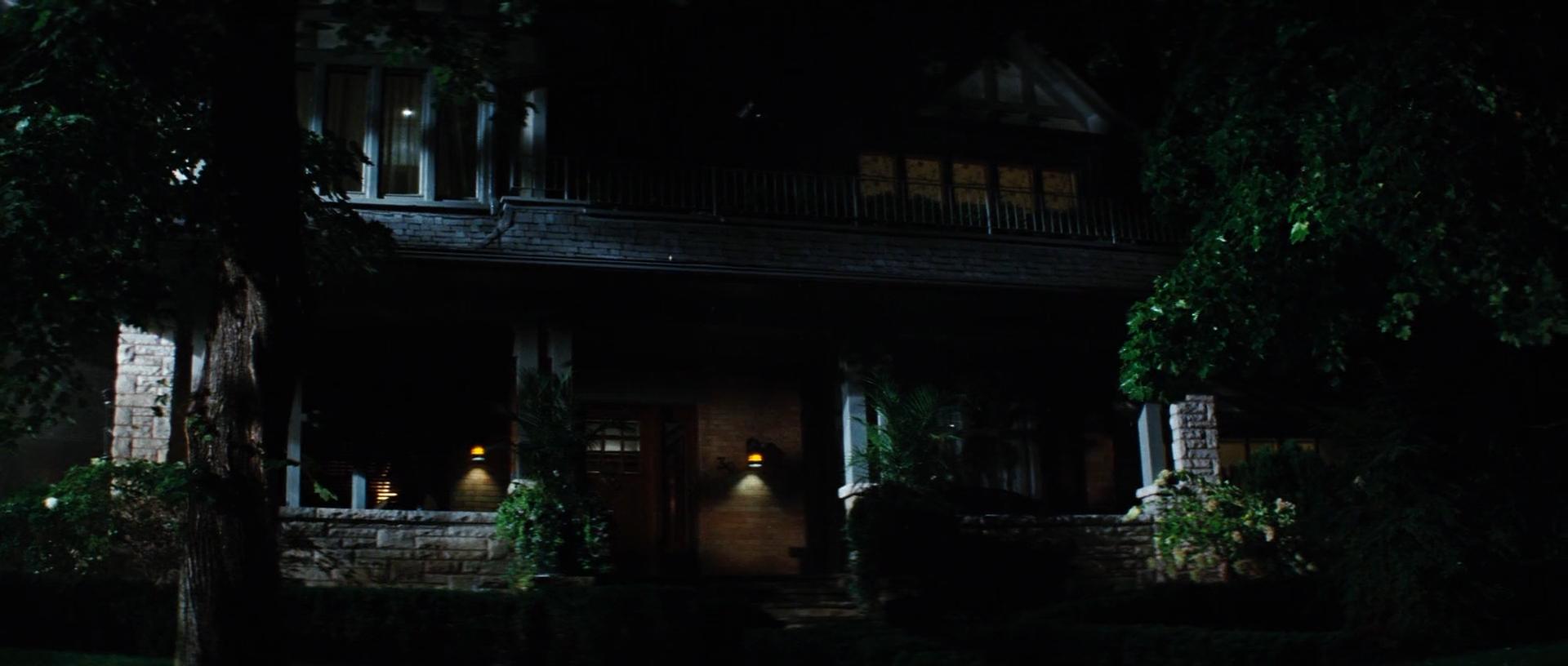 Casa de Leonard Samson