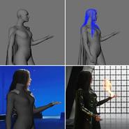 Hela on vault -Trixter VFX-