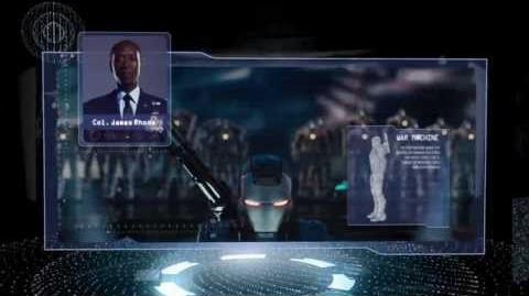 Iron Man 3 - Promo - New Armors