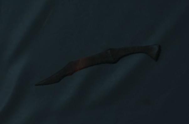 Marduk Helstrom's Dagger