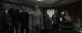 Vengadores y Guardianes se unen
