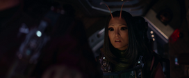 Mantis en la nave - AIW