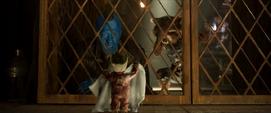 Rocket y Yondu le piden ayuda a Groot