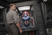 Steve Rogers antes de ponerse su traje
