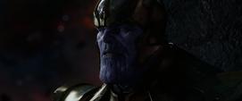 Thanos hablando