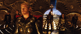 Thor en el Observatorio de Heimdall