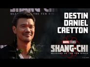 Destin Daniel Cretton on Directing Marvel Studios' Shang-Chi and the Legend of the Ten Rings!