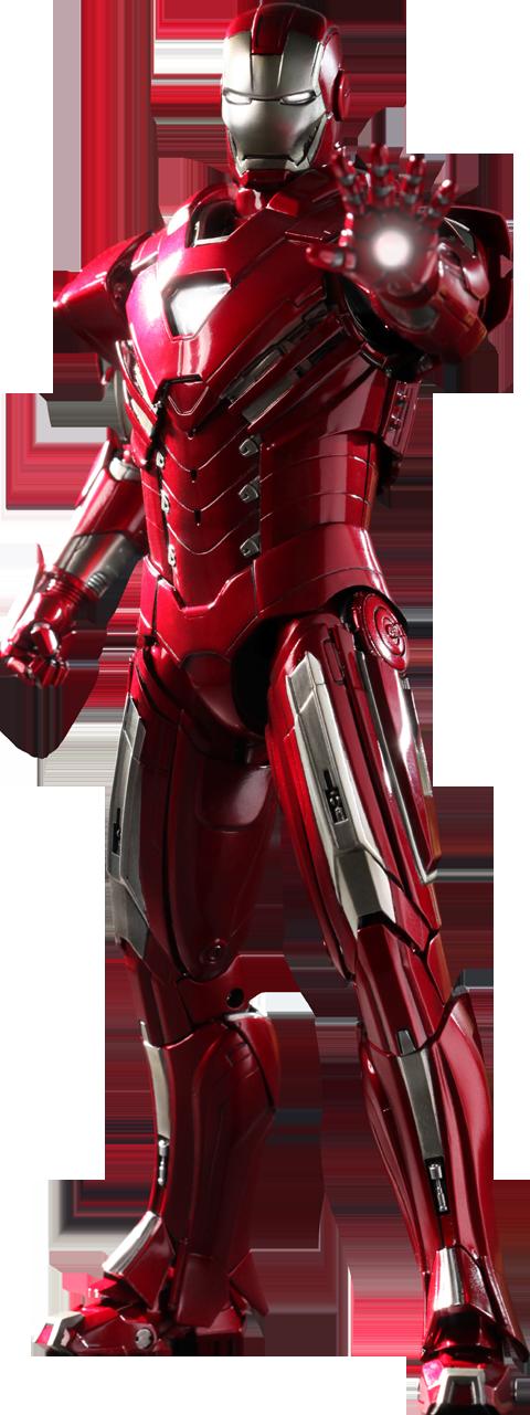 Armadura de Iron Man: Mark XXXIII