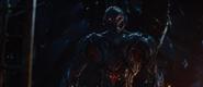 Ultrón muestra su nueva armadura