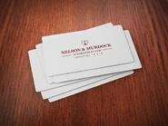 Nelson and Mordock Card