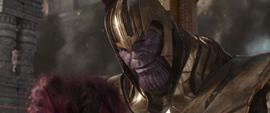 Thanos habla de su ideología