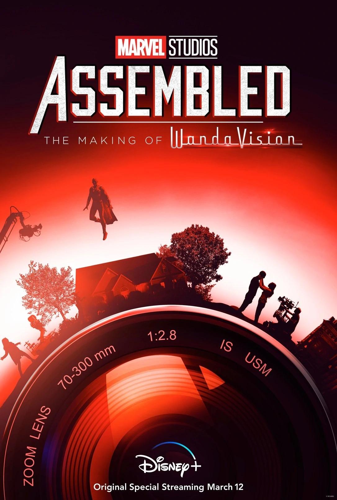 Assembled Primera Temporada Marvel Cinematic Universe Wiki Fandom