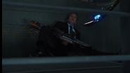 Coulson cae herido