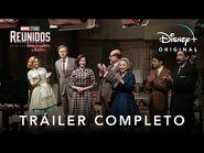 REUNIDOS- Así se hizo Bruja Escarlata y Visión - Disney+