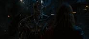 Ultrón habla sobre como vencer a los Vengadores
