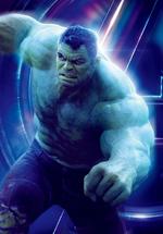 AIW - Póster sin texto de Hulk