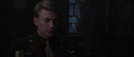 Rogers de luto por la muerte de Bucky