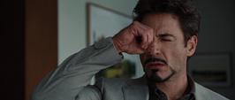 Stark descubre un mensaje