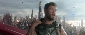 Thor discute con Hulk - TR