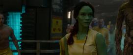Gamora en Prision