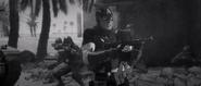 Steve Rogers protagonizando una pelicula