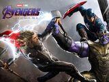 The Art of Avengers: Endgame