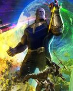 Avengers Infinity War - Póster 2 SDCC